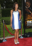 Eva Marcille at The Dreamworks Pictures' L.A. Premiere of The Soloist held at Paramount Studios in Hollywood, California on April 20,2009                                                                     Copyright 2009 RockinExposures