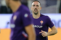 Franck Ribery of Fiorentina during the warm up<br /> Firenze 24-8-2019 Stadio Artemio Franchi <br /> Football Serie A 2019/2020 <br /> ACF Fiorentina - SSC Napoli <br /> Photo Cesare Purini / Insidefoto