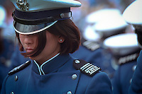 us air force academy commencement, falcon stadium.colorado springs, co