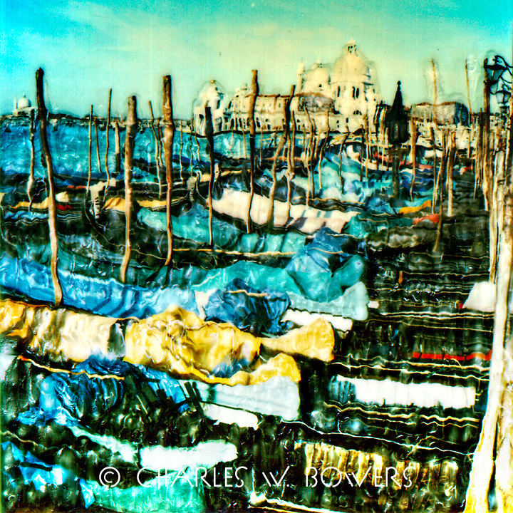Boats cling to their moorings as they wait for their next adventure.<br /> <br /> -Limited Edition of 50 Prints