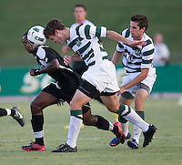 Charlotte 49ers vs Coastal Carolina Chanticleers August 27,2012