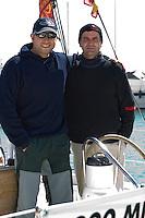 Bella Creola .XXIII Edición de la Regata de Invierno 200 millas a 2 - 6 al 8 de Marzo de 2009, Club Náutico de Altea, Altea, Alicante, España