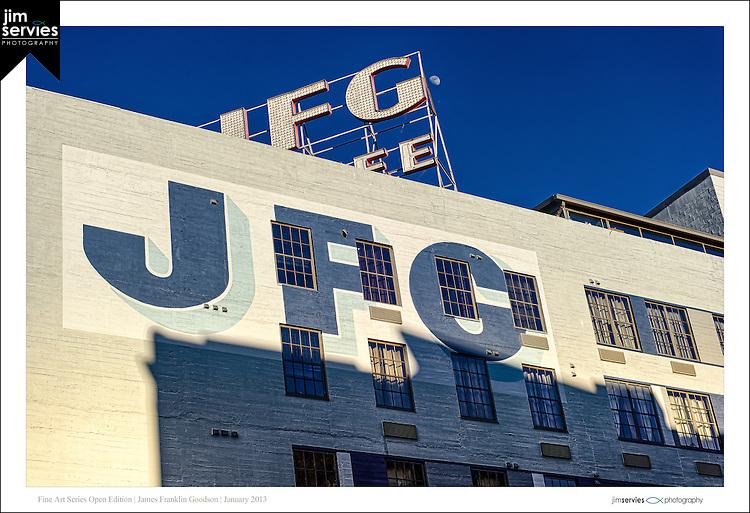 JFG Coffee by Jim Servies Photography