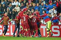 Vladimir DARIDA, CZ 8  goal,   1-1 <br /> Football Soccer - Czech Republic v Germany - World Cup 2018 Qualifiers - Prague - September 1, 2017<br />  *** Local Caption *** © pixathlon<br /> Contact: +49-40-22 63 02 60 , info@pixathlon.de