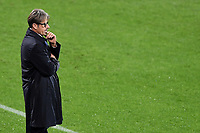 Assistant Coach Alberico Evani of Italy looks on during the friendly football match between Italy and Estonia at Artemio Franchi Stadium in Firenze (Italy), November, 11th 2020. Photo Andrea Staccioli/ Insidefoto