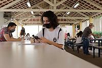 Campinas (SP), 20/10/2020 - Educação - O secretário da Educação Rossieli Soares acompanha nesta terça-feira (20) a testagem para covid-19 entre alunos e servidores na Escola Estadual Culto à Ciência, em Campinas, interior de São Paulo.