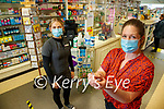 Niamh O'Connor and Susan Costello, Pharmacist at Costello's Pharmacy at Russell Street, Tralee who will be administering the Covid-19 vaccine from next week.