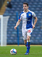 Blackburn Rovers' Darragh Lenihan<br /> <br /> Photographer Alex Dodd/CameraSport<br /> <br /> The EFL Sky Bet Championship - Blackburn Rovers v Nottingham Forest - Saturday 17th October 2020 - Ewood Park - Blackburn<br /> <br /> World Copyright © 2020 CameraSport. All rights reserved. 43 Linden Ave. Countesthorpe. Leicester. England. LE8 5PG - Tel: +44 (0) 116 277 4147 - admin@camerasport.com - www.camerasport.com