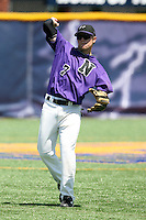 May 15, 2009:  Cam Stykemain of Niagara University during a game at Demske Sports Complex in Buffalo, NY.  Photo by:  Mike Janes/Four Seam Images