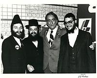 Le chef du PLQ, Claude RYAN, le 17 novembre 1980<br /> <br /> <br /> PHOTO :  Agence Quebec Presse