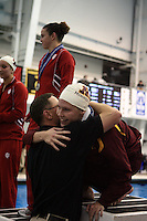 09 Women's Big Ten Swimming & Diving Championships Saturday Finals  MN