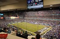 Blick aus der Pressebox im Lincoln Financial Field - 09.12.2019: Philadelphia Eagles vs. New York Giants, Monday Night Football, Lincoln Financial Field