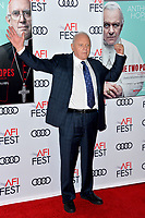 "LOS ANGELES, USA. November 17, 2019: Sir Anthony Hopkins at the gala screening for ""The Two Popes"" as part of the AFI Fest 2019 at the TCL Chinese Theatre.<br /> Picture: Paul Smith/Featureflash"