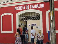 Recife (PE), 20/04/2021 - Trabalho-Recife - O sistema público da Secretaria do Trabalho, Emprego e Qualificação (Seteq-PE) tem 173 vagas de emprego ofertadas em 17 municípios do estado, nesta terça-feira (20). Os interessados podem se candidatar às oportunidades através das Agências do Trabalho.