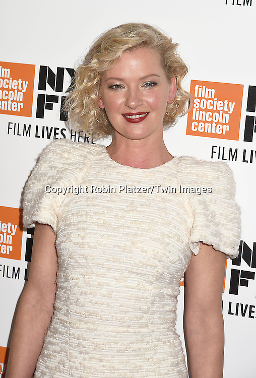 """Gretchen Mol attends the """"Manchester by the Sea"""" Screening at the New York Film Festival on October 1, 2016 at Alice Tylly Hall in Lincoln Center in New York, New York, USA.<br /> <br /> photo by Robin Platzer/Twin Images<br />  <br /> phone number 212-935-0770"""