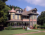 The Tapan- Cunningham House.727 Columbia.Helena, AR
