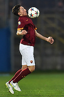Andrea Paolelli Roma <br /> Latina 17-03-2015 Stadio Domenico Francioni Football Calcio Youth Champions League 2014/2015 AS Roma - Manchester City. Foto Andrea Staccioli / Insidefoto