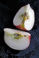 Alimentos. Frutas. Maçãs. Foto de Manuel Lourenço.