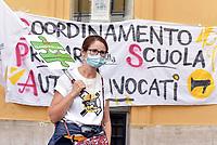 Inizio scuola, insegnanti precarie e precari protestano a Montecitorio