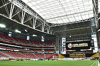 Glendale, AZ - Sunday June 05, 2016: during a Copa America Centenario Group C match between Mexico (MEX) and Uruguay (URU) at University of Phoenix Stadium.