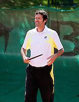 27-05-11, Tennis, France, Paris, Roland Garros ,   Ralph Kok coach van Aranxta Rus