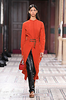 Gabriela Hearst Spring Summer 2021 Ready-to-Wear Collection at Paris Fashion Week, Paris, France in October 2020.<br /> CAP/GOL<br /> ©GOL/Capital Pictures