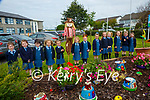 Presentation Primary Listowel: Mrs. Breen's junior infants class on their first day at school at Presentation Primary, Listowel.