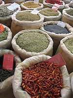 Spices at the Provence Market