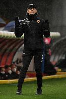 Filippo Inzaghi coach of Benevento Calcio reacts during the Serie A football match between Benevento Calcio and Atalanta BC at Ciro Vigorito stadium in Benevento (Italy), January 9th, 2021. Photo Andrea Staccioli / Insidefoto