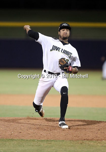 Carlos Sanabria - Peoria Javelinas - 2019 Arizona Fall League (Bill Mitchell)