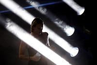 Margherita Panziera AQUA CENTURIONS<br /> Napoli 13-10-2019 Piscina Felice Scandone <br /> ISL International Swimming League <br /> Photo Cesare Purini/Deepbluemedia/Insidefoto