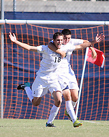 Georgetown University vs Villanova University October 16 2010