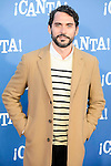 """Paco Leon attends to the premiere of the film """"¡Canta!"""" at Cines Capitol in Madrid, Spain. December 18, 2016. (ALTERPHOTOS/BorjaB.Hojas)"""