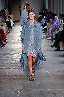BOSS Spring 2021 Ready-to-Wear collection catwalk fashion show at Milan Fashion Week,  Milano, Italy in September 2020.<br /> CAP/GOL<br /> ©GOL/Capital Pictures