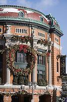 Amérique/Amérique du Nord/Canada/Québec/ Québec: Le Capitole Théatre mais aussi Hôtel et Salle de spectacle dans la Ville Haute