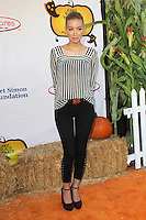 UNIVERSAL CITY, CA - OCTOBER 21:  Christian Serratos at the Camp Ronald McDonald for Good Times 20th Annual Halloween Carnival at the Universal Studios Backlot on October 21, 2012 in Universal City, California. © mpi28/MediaPunch Inc. /NortePhoto