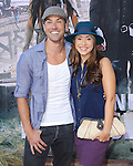 Ace Young and Diana Young at The Disney World Premiere of The Lone Ranger held at at Disney California Adventure in Anaheim, California on June 22,2021                                                                   Copyright 2013 Hollywood Press Agency