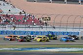#2: Brad Keselowski, Team Penske, Ford Fusion Autotrader and #78: Martin Truex Jr., Furniture Row Racing, Toyota Camry 5-hour ENERGY