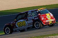#198 RSR Motorsports Mini Cooper S of Cory Fergus & Kyle Gimple (GS class)