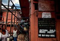 gold boom town, Mahdia, Guyana