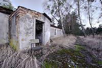 2014/02/09 Abandoned GSSD Barrack
