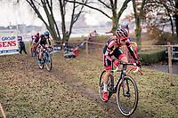 Denise Betsema (NED/Pauwels Sauzen-Bingoal)<br /> <br /> 2020 Scheldecross Antwerp (BEL)<br /> <br /> ©kramon