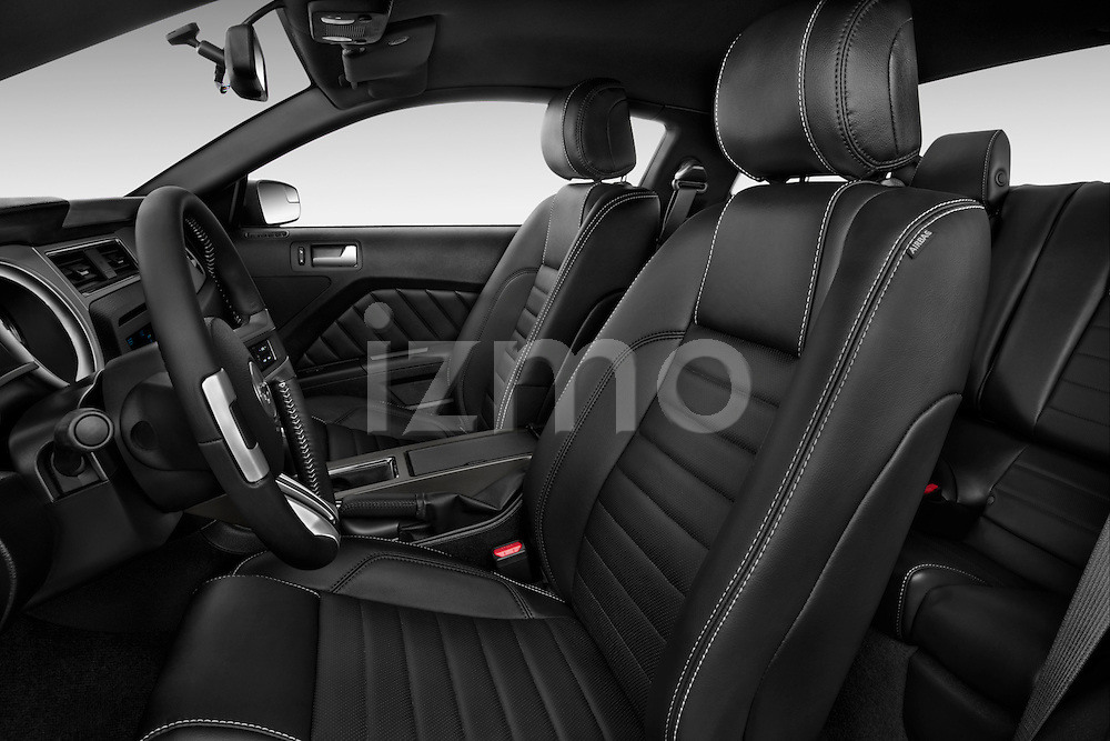2013 Ford Mustang GT Premium Coupe