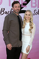 "LOS ANGELES - MAR 8:  Brendan Lutes and Emily Lutes at the ""To the Beat! Back 2 School"" World Premiere Arrivals at the Laemmle NoHo 7 on March 8, 2020 in North Hollywood, CA"