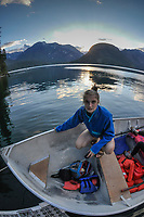 Eliza and Company, Ross Lake National Recreation Area, North Cascades National Park, US