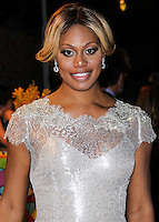 WEST HOLLYWOOD, CA, USA - AUGUST 25: Laverne Cox at HBO's 66th Annual Primetime Emmy Awards After Party held at the Pacific Design Center on August 25, 2014 in West Hollywood, California, United States. (Photo by Xavier Collin/Celebrity Monitor)