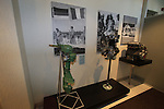 Bianchi also made engines for various use, on dispaly in reception Bianchi Factory, Treviglio, Italy. 30th September 2015.<br /> Picture: Eoin Clarke | Newsfile