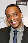 """Hampton Fluker attends the Broadway Opening Night After Party for """"All My Sons"""" at The American Airlines Theatre on April 22, 2019  in New York City."""