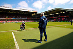 Nottingham Forest 3 Ipswich Town 0, 07/05/2017. City Ground, Championship. Mick McCarthy Manager of Ipswich before the game between Nottingham Forest v Ipswich Town at the City Ground Nottingham in the SkyBet Championship. Photo by Paul Thompson.
