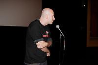 Montreal (Qc) CANADA, July 12 2007 -<br /> <br /> Peter Koller, film maker at the North American Premiere of<br /> On Evil Grounds, (Auf bösem Boden) <br /> at Fantasia Films Festival, July 12 2007.<br /> <br /> photo : Pierre Roussel  -  Images Distribution